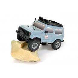 Outback Mini Crawler 2.0 Passo 2.4Ghz Gris 1/24 RTR FTX5508GY