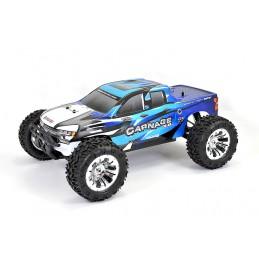 Carnage 2.0 Brushed 4wd Bleu 1/10 RTR FTX FTX5537