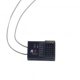 Jumper R8 8-way receiver...