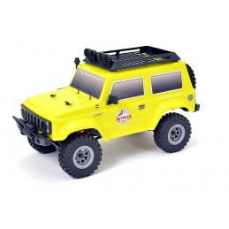 Outback Mini Crawler 2.0 Passo 2.4Ghz Jaune 1/24 RTR FTX