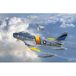 Jet F-86F Sabre 1:72...