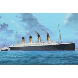R.M.S. Titanic with LED...