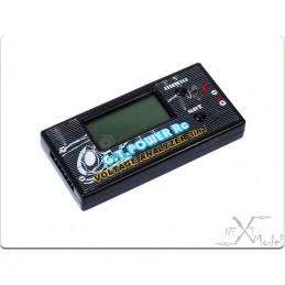 Analyseur de batterie Lipo/Life 2 a 6s