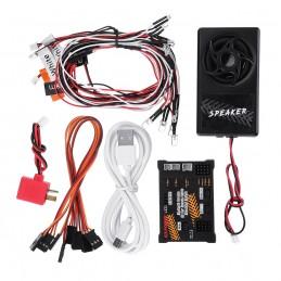 Bruiteur moteur + éclairage voitures Bluetooth GT-Power