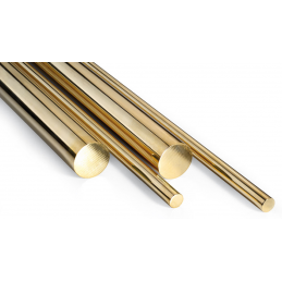 Brass stem 1.5mm x 1m