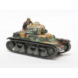 French light tank R35 1/35...