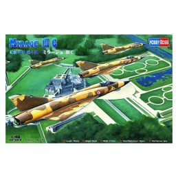 Mirage III C French AF 1/48 Hobby Boss