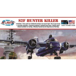 Aircraft S2F Hunter Killer...