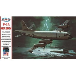 Plane P-3A Orion 1/115...