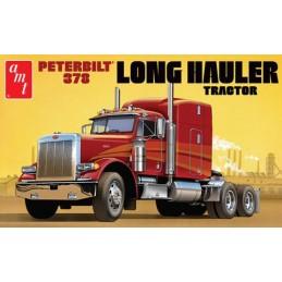 Tracteur semi Peterbilt 378 Long Hauler 1/24 AMT AMT1169/08