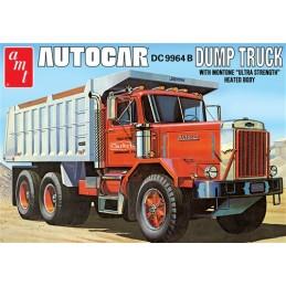 American dump truck Autocar...