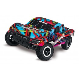 Slash 2WD VXL TSM TQi - ID - RTR (Sans Accu/Chargeur) Traxxas 58076-4