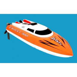 Boat Exocet 380 2.4 ghz RTR...