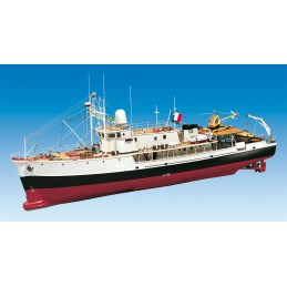 Bateau à construire Calypso 560 1/45 Billing Boats S052560