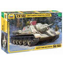 Soviet destroyer tank...
