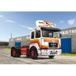Camion MAN F8 19.321 1/24 Italeri 3946