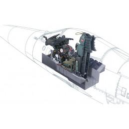 Cockpit F-104G Starfighter...