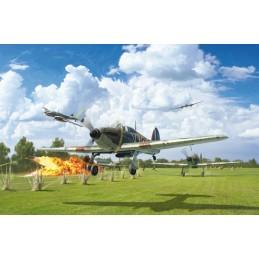 Hurricane Mk.I Bat. England...