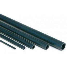 Tube carbon Ext. 4.0 mm int. 3.0 mm x1m