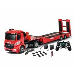 Semi-B Arocs Trailer Truck...