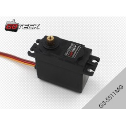Servo numérique GS-5511DMG Go-Teck