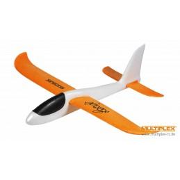 Planeur Loopi lancé main, vol libre Multiplex 1-01545
