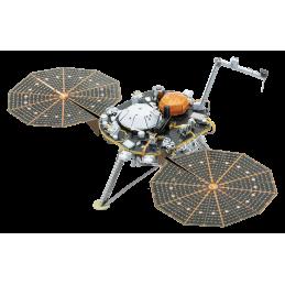 InSight Mars Lander Metal Earth MMS193
