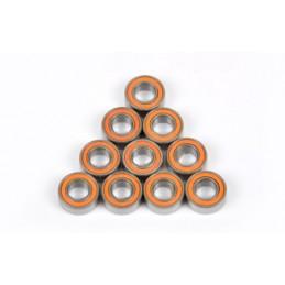 5x10x4mm (10) T2M rolls