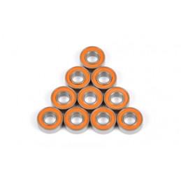 6x10x3mm (10) T2M rolls