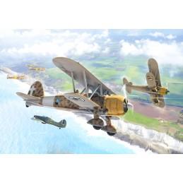 Aircraft FIAT CR.42 Falco...
