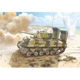 Tank M4A2 Sherman US Marine...