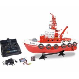 Bateau pompier TC-08 2.4Ghz RTR Carson 500108033
