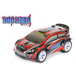 Hooligan JNR Rally Rouge 1/28 RTR FTX FTX5526