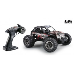Monster Sand Buggy Red 1/16...
