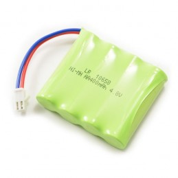 Battery Ni-Mh 4.8V 400mAh...