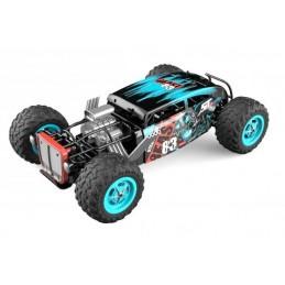 Beast Racer Bleu 2.4Ghz 4WD 1/12 RTR Siva 50460