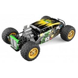 Beast Racer Jaune 2.4Ghz 4WD 1/12 RTR Siva 50465