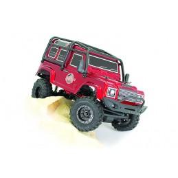 Outback Mini Crawler 3.0 Ranger 2.4Ghz Rouge 1/24 RTR FTX FTX5503R