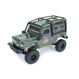 Outback Mini Crawler 3.0 Ranger 2.4Ghz Gris foncé 1/24 RTR FTX FTX5503DG