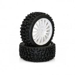 Maxi Cross tires on White...