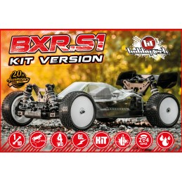 Buggy BXR S1 Kit 4x4 1/10...