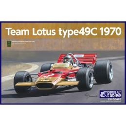 Lotus Type 49C 1970 1/20 Ebbro