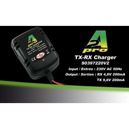 Chargeur Radio TX/RX - BEC A2Pro