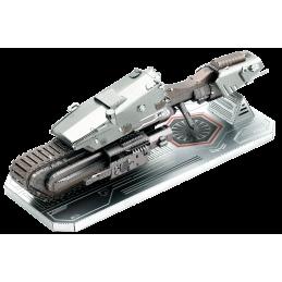 First Order Treadspeeder Star Wars Metal Earth MMS418