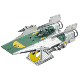 Resistance A-Wing Fighter...