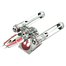 Zorii's Y-Wing Fighter Star Wars Metal Earth MMS415