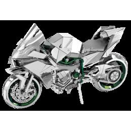 Moto Kawasaki Ninja H2R...