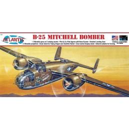 B-25 Flying Dragon aircraft...