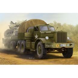 Camion bâché M19 avec remorque porte char 1/35 I Love Kit 63501