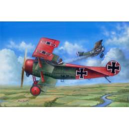 Maquette avion Fokker Dr.I 1/24 I Love Kit 62403